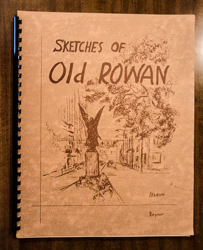 sketches of old rowan